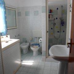 Отель Villa Plemmirio Сиракуза ванная