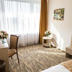 Гостиница Малахит 3* Стандартный номер с разными типами кроватей фото 26