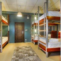Hom Hostel & Cooking Club Кровать в общем номере фото 4