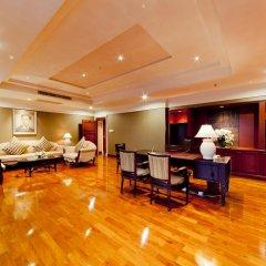 Отель Prince Palace Бангкок интерьер отеля