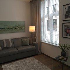Отель Antwerp Business Suites комната для гостей