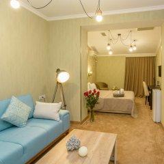 Отель King David 3* Номер Делюкс с различными типами кроватей фото 6