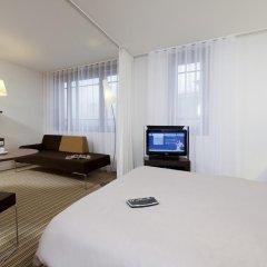 Отель Novotel Suites Cannes Centre 4* Улучшенный люкс с различными типами кроватей