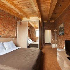 Geneva Apart Hotel 3* Стандартный номер с различными типами кроватей фото 4