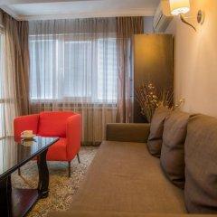 Отель Атлантик 3* Улучшенные апартаменты с различными типами кроватей фото 8