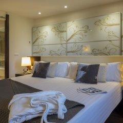 Hotel Gran Ultonia 4* Стандартный номер с различными типами кроватей фото 5