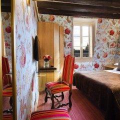 Отель Hôtel Saint Paul Rive Gauche 4* Стандартный номер с различными типами кроватей фото 6