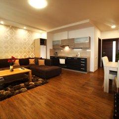 Отель Apartmán Livingstone Roudna Пльзень комната для гостей фото 2