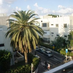 Simply Apartments - Frishman Street Израиль, Тель-Авив - отзывы, цены и фото номеров - забронировать отель Simply Apartments - Frishman Street онлайн балкон