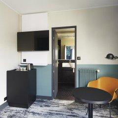 Hotel Mercure Paris Bastille Saint Antoine 4* Стандартный номер с различными типами кроватей фото 5