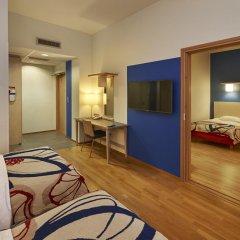 Отель Scandic Joensuu 4* Стандартный номер фото 8