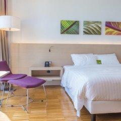 Отель Hilton Garden Inn Venice Mestre San Giuliano 4* Люкс с различными типами кроватей фото 2