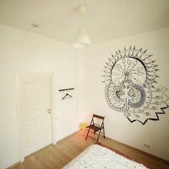 Хостел Ура рядом с Казанским Собором Номер с общей ванной комнатой с различными типами кроватей (общая ванная комната) фото 18