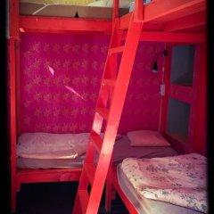 Baroque Hostel Кровать в женском общем номере с двухъярусной кроватью фото 3