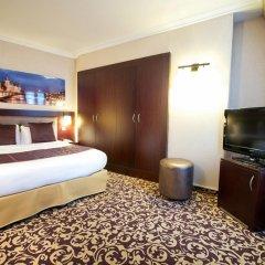 Отель Abbatial Saint Germain 3* Стандартный номер с различными типами кроватей фото 2