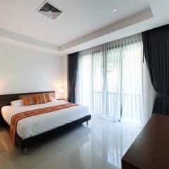 Отель Surin Sabai Condominium II Люкс