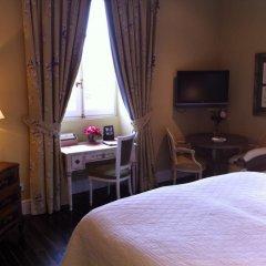 Отель Valdepalacios 5* Стандартный номер с различными типами кроватей фото 16