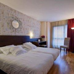 Отель Castro Real Испания, Овьедо - отзывы, цены и фото номеров - забронировать отель Castro Real онлайн комната для гостей фото 3