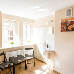 Arte Hostel Познань комната для гостей фото 5