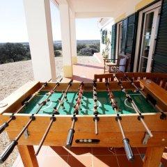 Отель Monte do Arrais спортивное сооружение