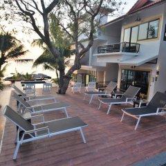 Отель Simple Life Cliff View Resort бассейн фото 3