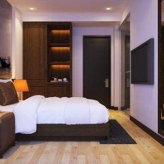 Vinh Hung 2 City Hotel 2* Стандартный номер с различными типами кроватей фото 3