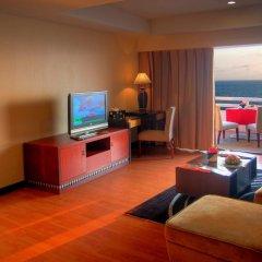 Отель D Varee Jomtien Beach 4* Представительский люкс с различными типами кроватей фото 14