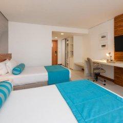 Отель Best Western PREMIER Maceió 4* Улучшенный номер с двуспальной кроватью фото 4