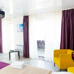 Апарт-отель Кутузов 3* Улучшенные апартаменты с различными типами кроватей