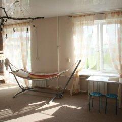 Гостиница Localhostel Кровать в общем номере с двухъярусной кроватью фото 6
