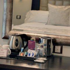 Отель Crowne Plaza Madrid Airport 4* Представительский номер с различными типами кроватей фото 5