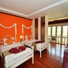 Отель Krabi Success Beach Resort 4* Улучшенный номер с различными типами кроватей фото 2