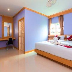 Отель Phusita House 3 2* Стандартный номер с различными типами кроватей фото 2