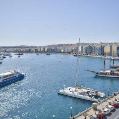 Отель Exceptional Tigne Seafront Слима приотельная территория