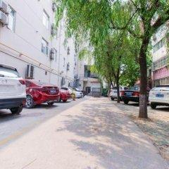 Jinjiang Inn Xian Dayanta Hotel парковка