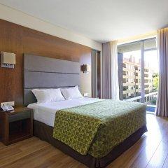 Отель Eurostars Oporto 4* Стандартный номер с различными типами кроватей фото 3