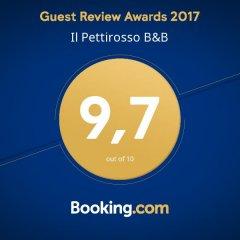 Отель Il Pettirosso B&B с домашними животными