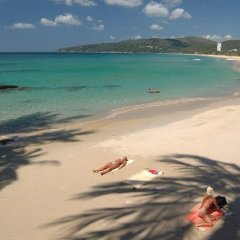 Отель Sun Paradise Villas Karon пляж фото 2