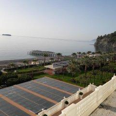 Pirates Beach Club Турция, Кемер - отзывы, цены и фото номеров - забронировать отель Pirates Beach Club онлайн пляж