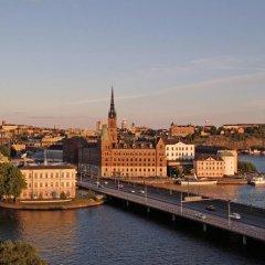 Отель Sheraton Stockholm Hotel Швеция, Стокгольм - 2 отзыва об отеле, цены и фото номеров - забронировать отель Sheraton Stockholm Hotel онлайн приотельная территория фото 2