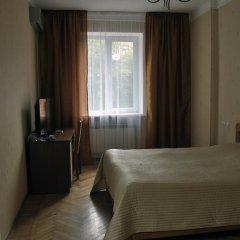 Гостиница Планета Люкс 4* Стандартный номер с двуспальной кроватью фото 2