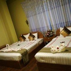 Gold Star Hotel комната для гостей фото 4