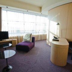 Гостиница Хаятт Ридженси Екатеринбург Номер Делюкс с разными типами кроватей фото 3