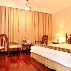 Hotel Saigon Morin 4* Номер Делюкс с различными типами кроватей фото 6