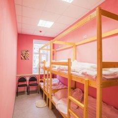 Hostel Tverskaya 5 Кровать в общем номере двухъярусные кровати фото 4