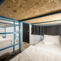 Bed Hostel Номер Делюкс