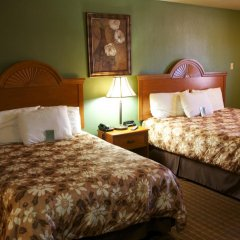 Отель Coach Light Inn 2* Стандартный номер с различными типами кроватей