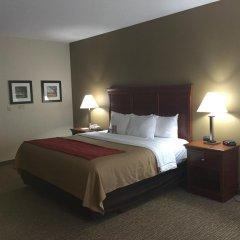 Отель Comfort Inn Louisville 2* Стандартный номер с различными типами кроватей фото 3