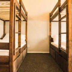 Brix Hostel Кровать в общем номере с двухъярусной кроватью фото 12
