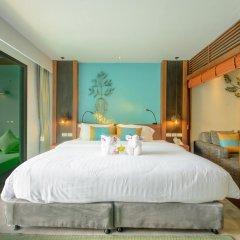 Отель Mai Khao Lak Beach Resort & Spa 4* Семейный люкс повышенной комфортности с двуспальной кроватью фото 6